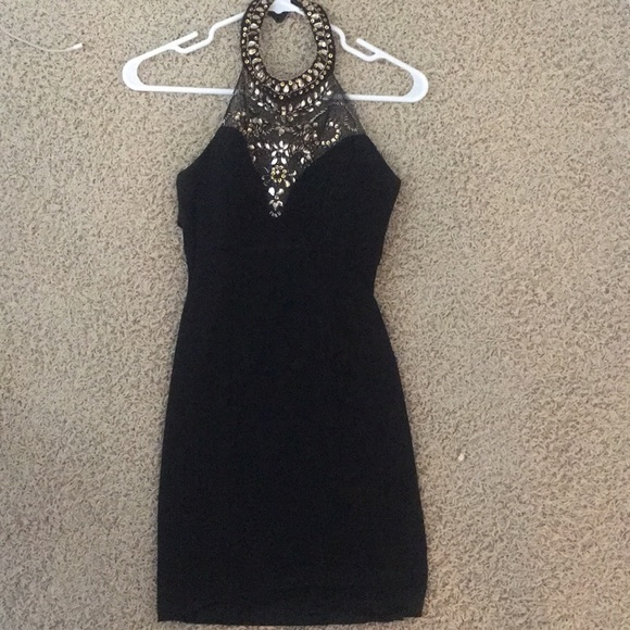 Dresses Tight Black Homecoming Dress Poshmark